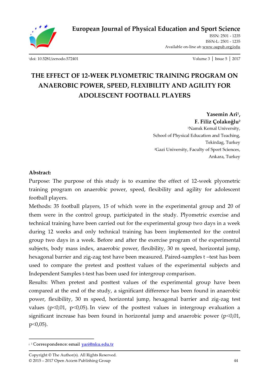 the effects of plyometric training program Plyometrics for speed development it has been suggested that the greatest effects of plyometrics on sprinting and even theme of the training to program.