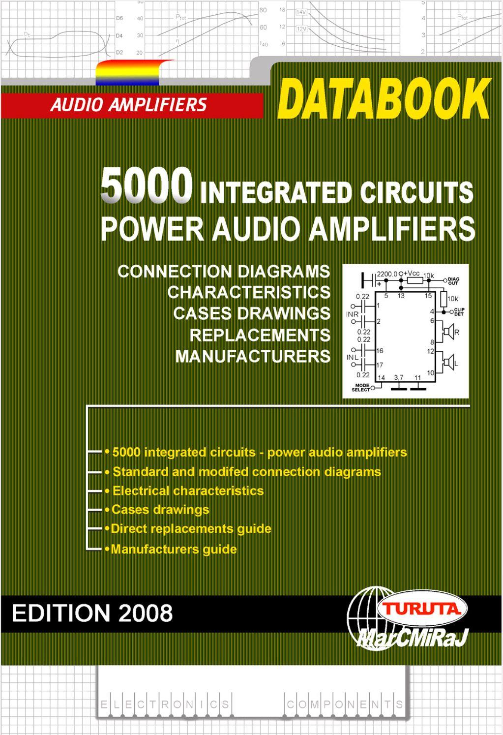 Calamo 5000 Circuitos Com Ci Amplificador De Audio Amplifier Circuit Of Lm380 Amplifiercircuitsaudio