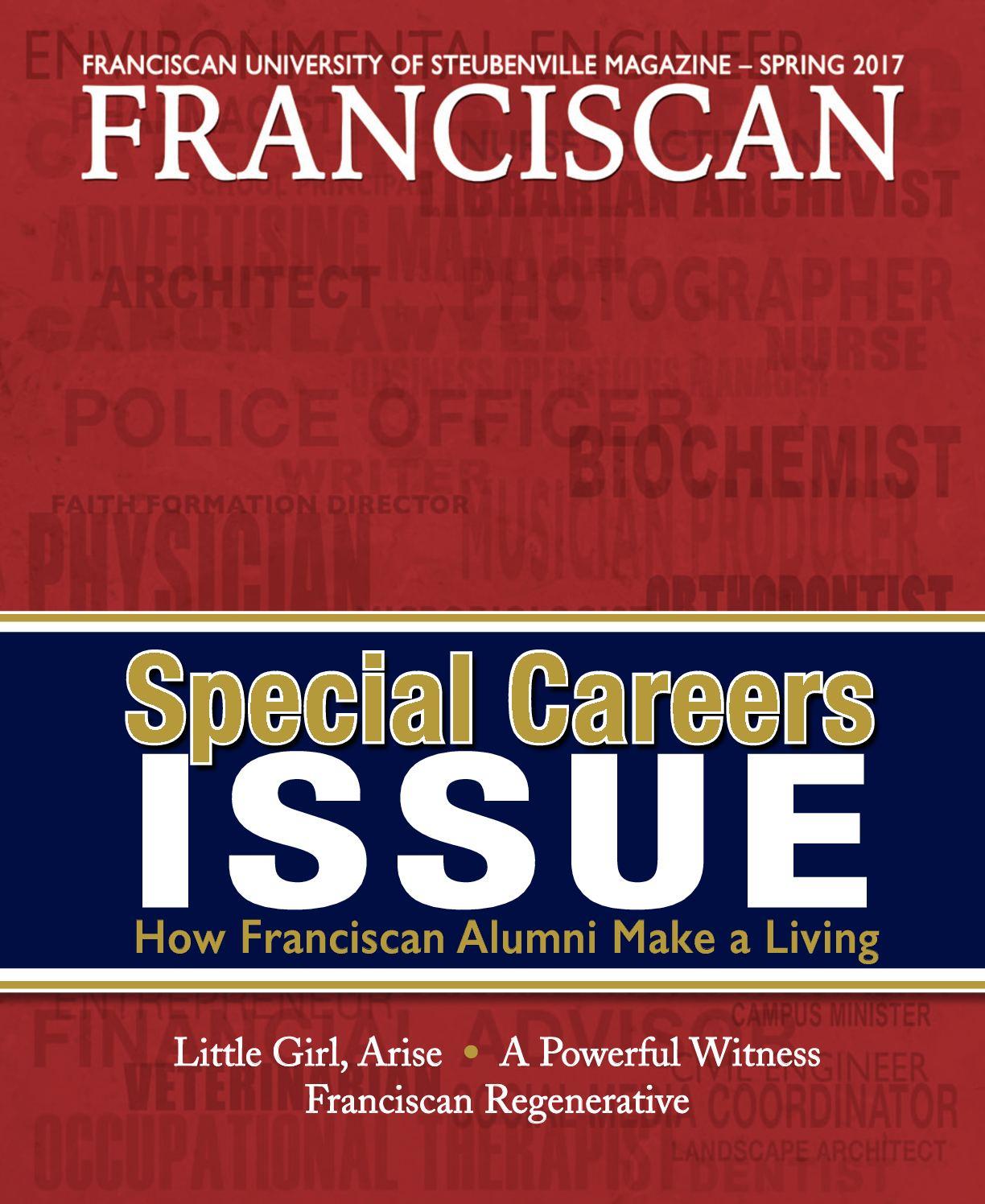 Calaméo - Franciscan Magazine - Spring 2017