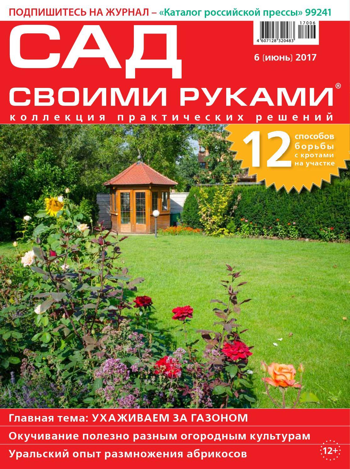 Сад своими руками июнь 2017