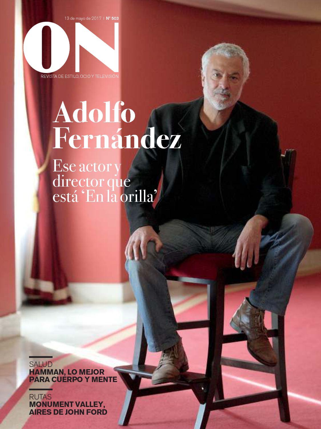 ON Revista de Ocio y Estilo 20170513