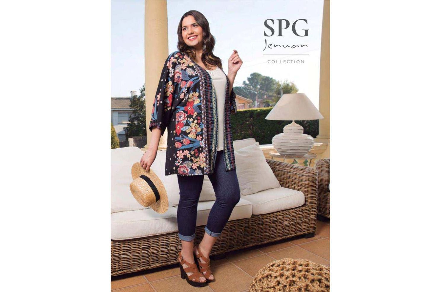 Spg Jenuan Casual Collection Ss 2017