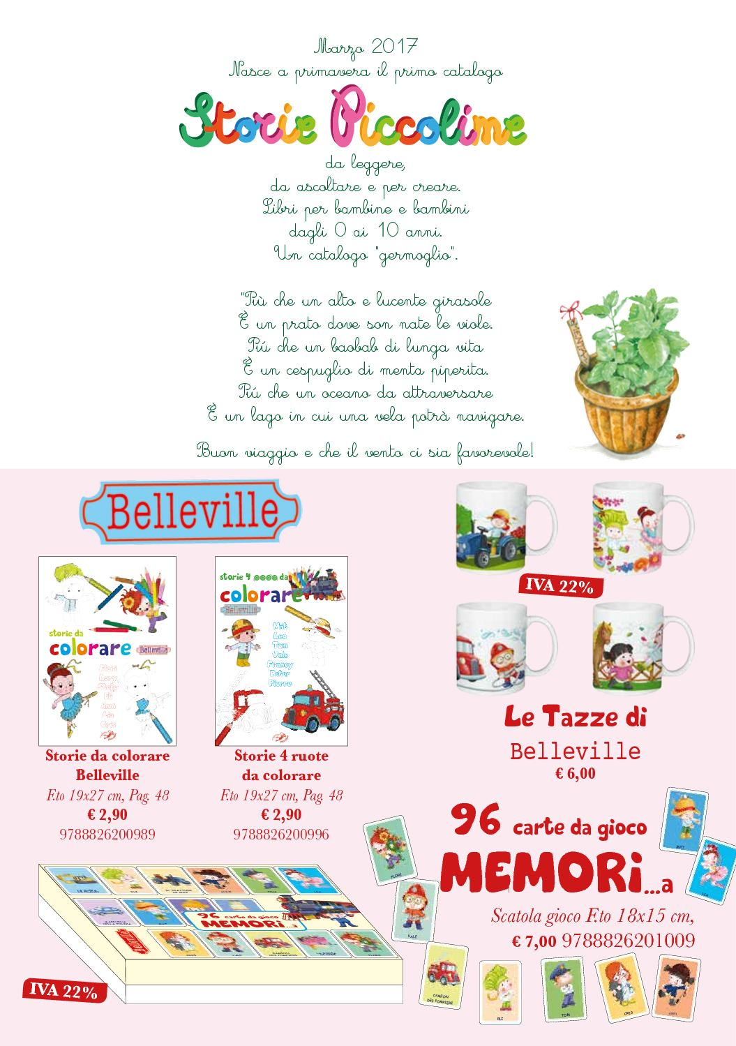 Calaméo Catalogo Storie Piccoline 2017