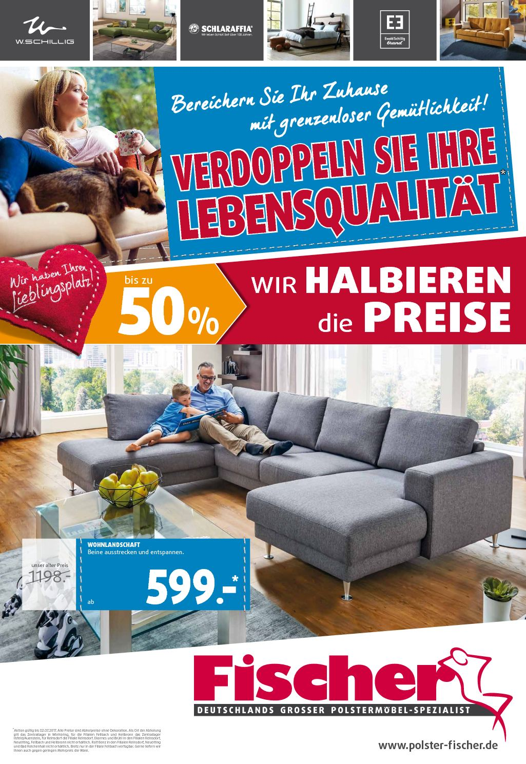 Großzügig Polstermöbel Fischer Heilbronn Zeitgenössisch - Das Beste ...