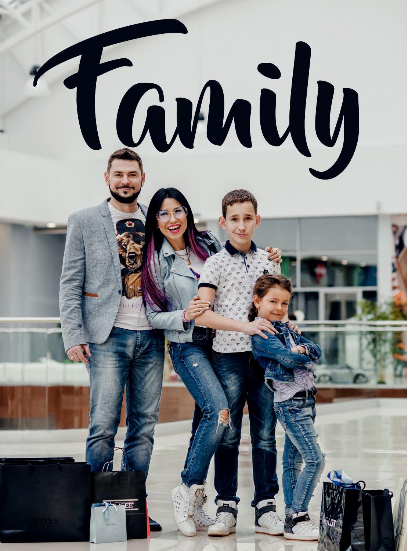 Журнал Family №4