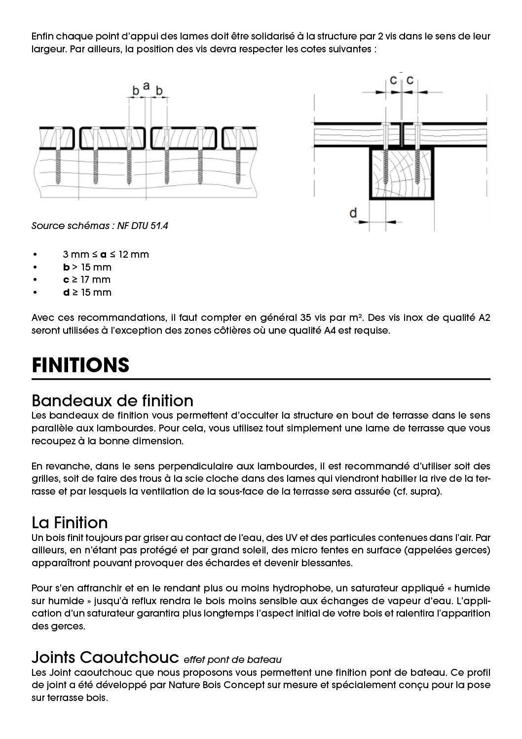 Vis inox a4 ou a2 vis pour terrasse exterieure en bois inox a with vis inox a4 ou a2 best - Des visses ou des vis ...