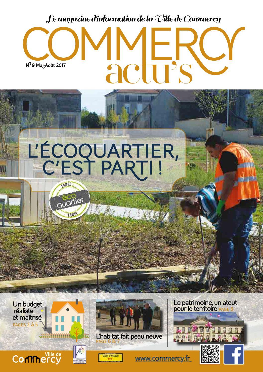 Commercy ACTU's - 9