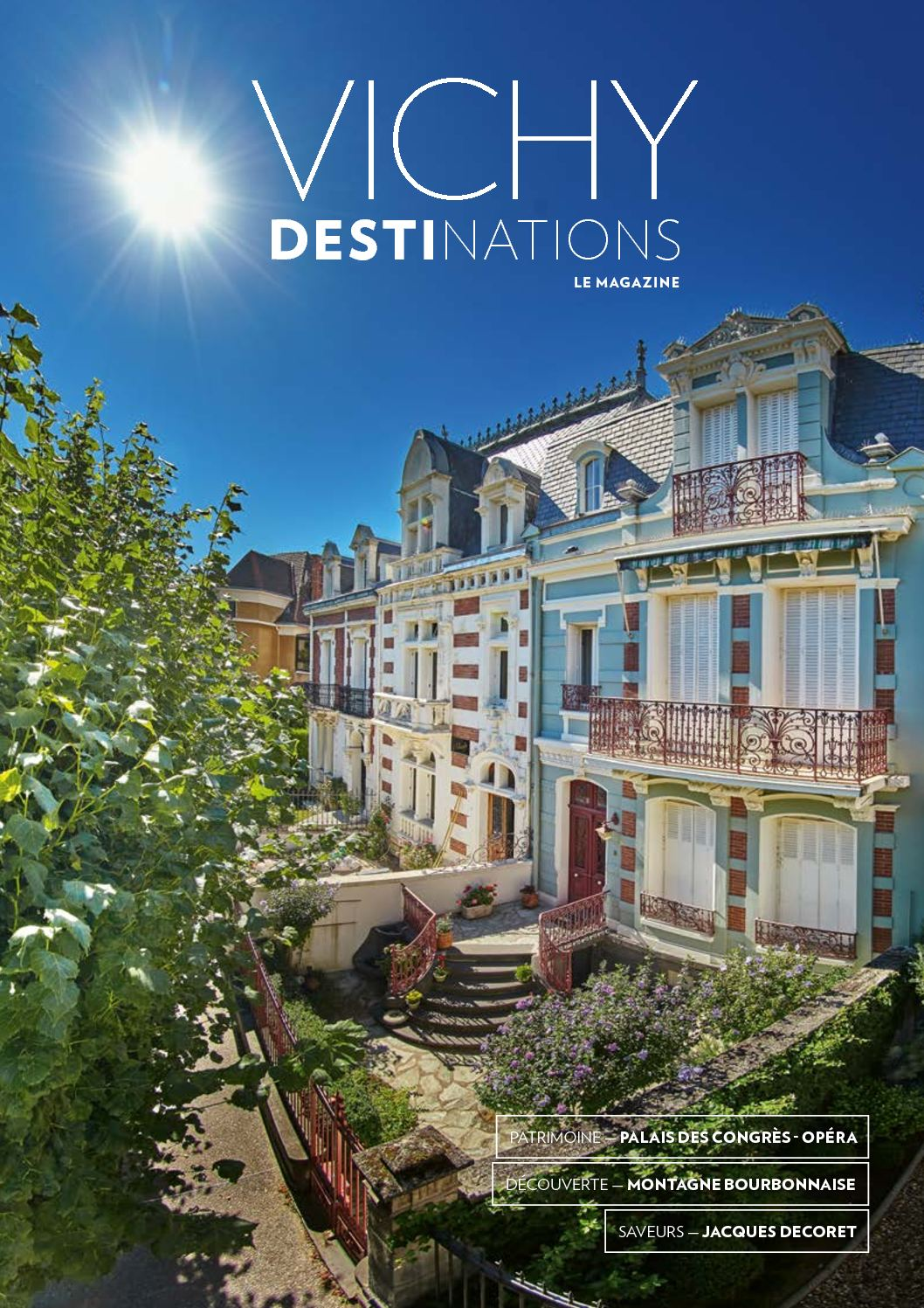 Calam o vichy destinations 6 - Office de tourisme saint palais ...