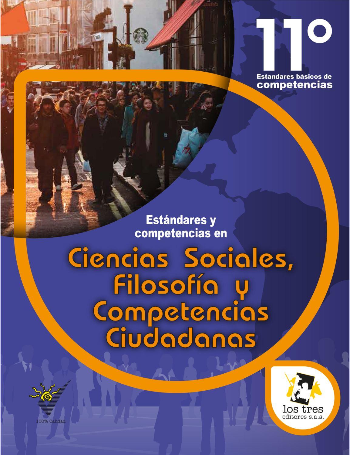 Ciencias Sociales Y Competencias Ciudadanas 11° Demo