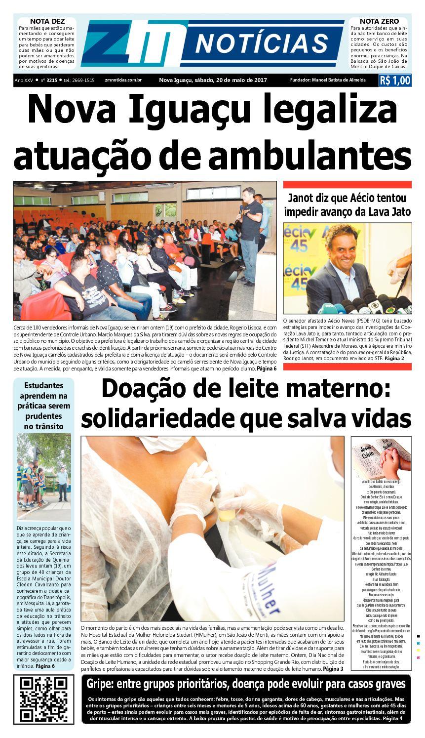 ZM Noticias - Edição 200517