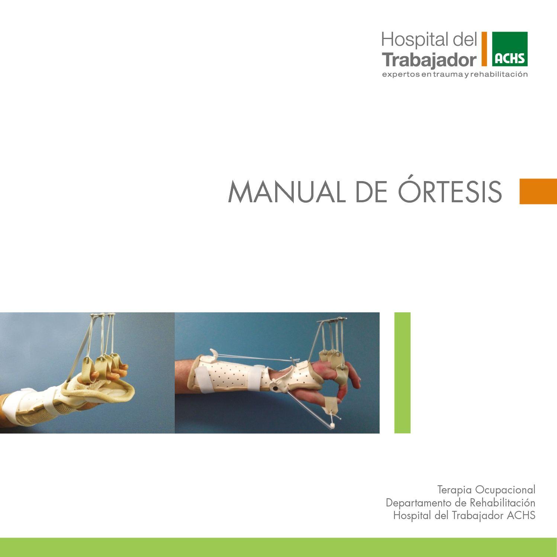 Calaméo - Manual Ortesis