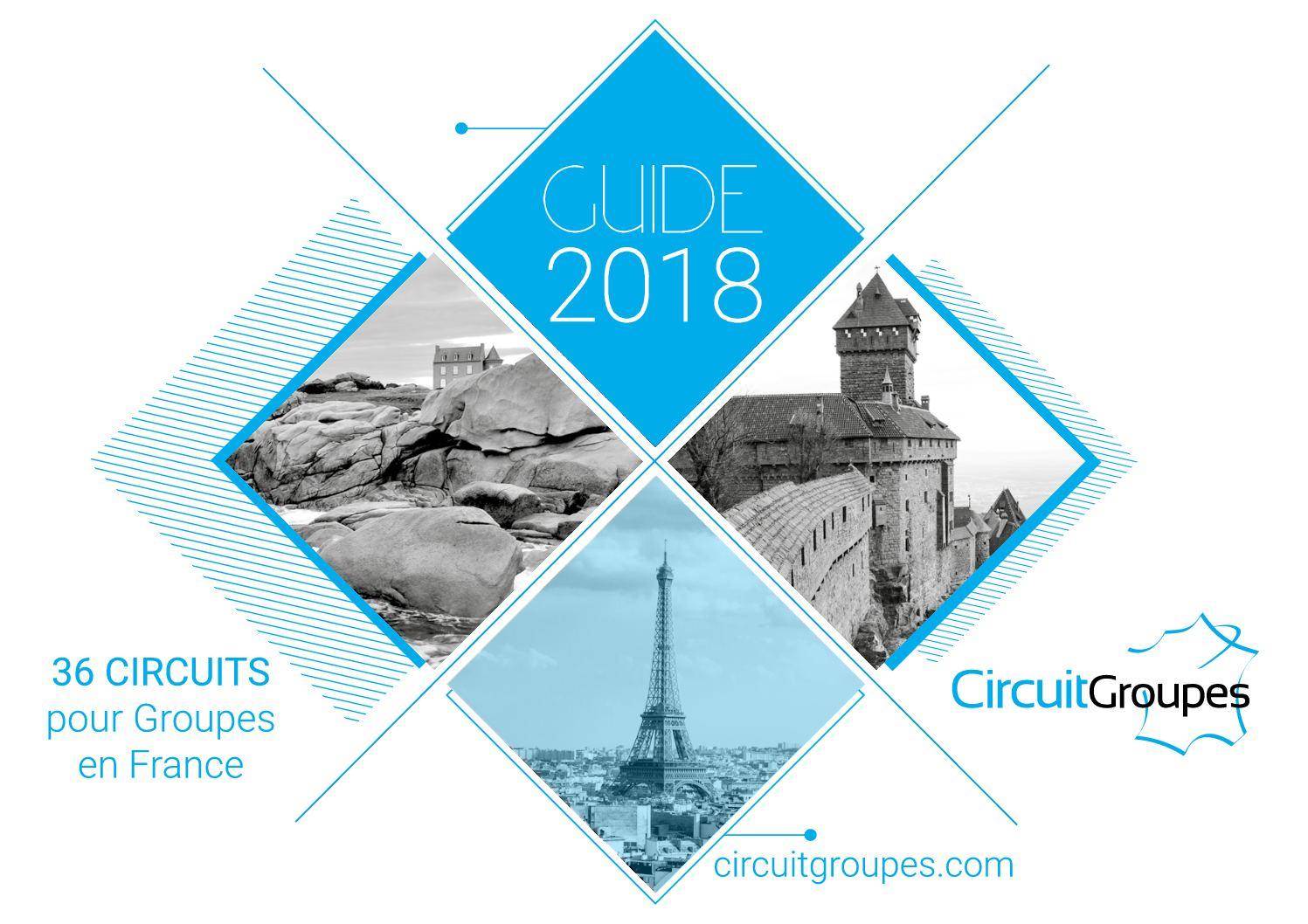 Guide Circuitgroupes 2018