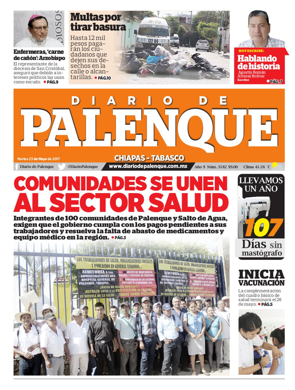 Diario 23/05/2017