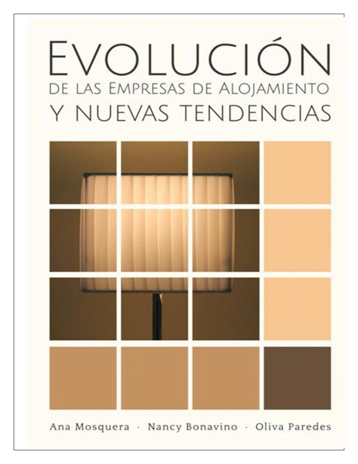 Libro Evolucionalojamiento Cd