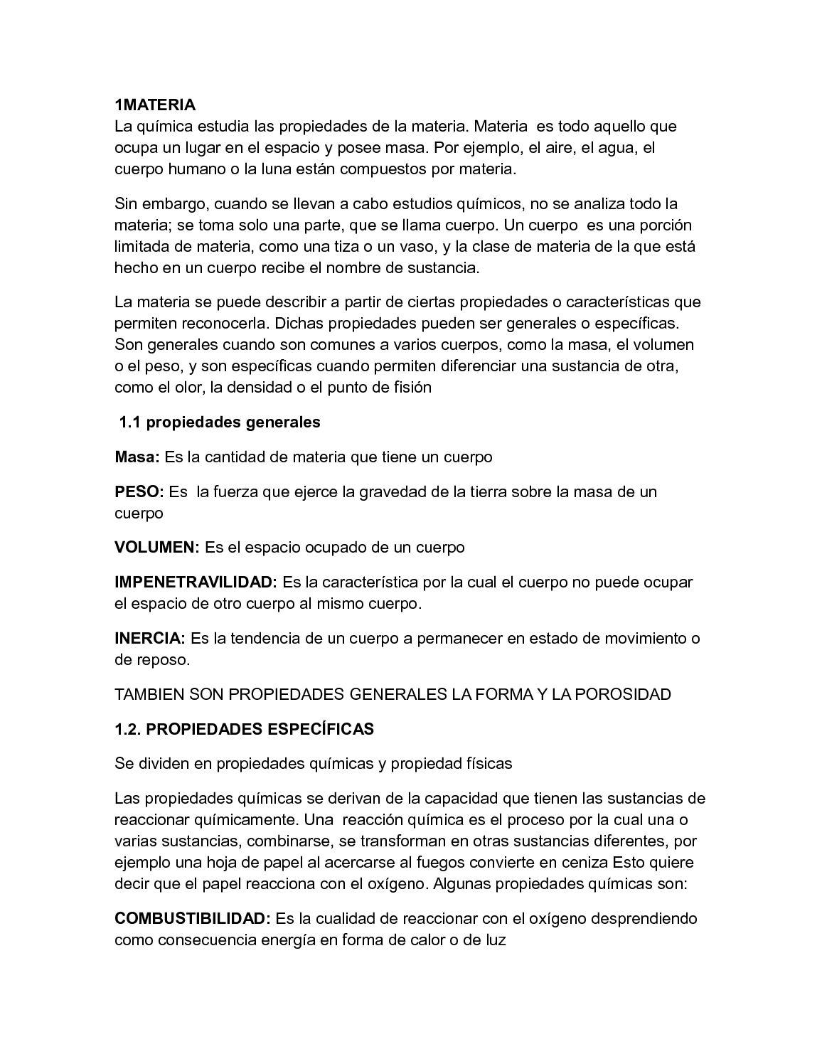Calaméo - LA MATERIA