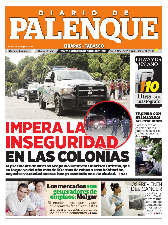Diario 26/05/2017