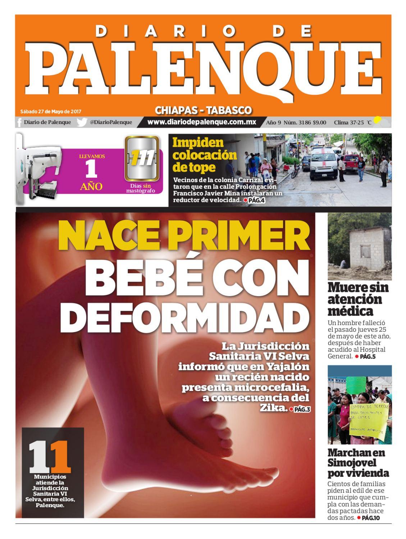 Diario 27/05/2017