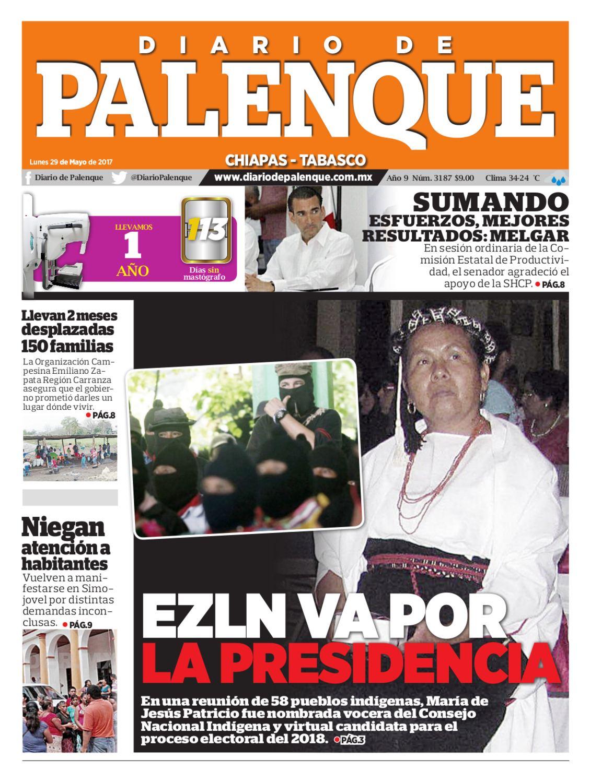 Diario 29/05/2017