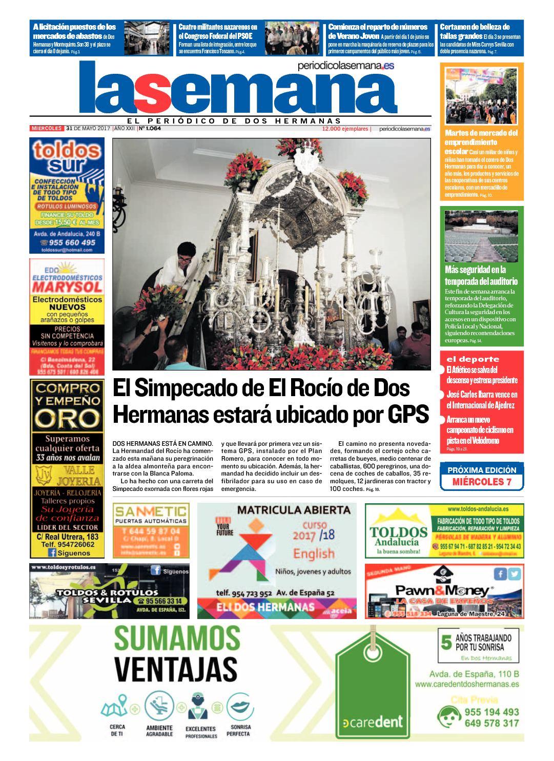 Calaméo - Periodico La Semana 1064
