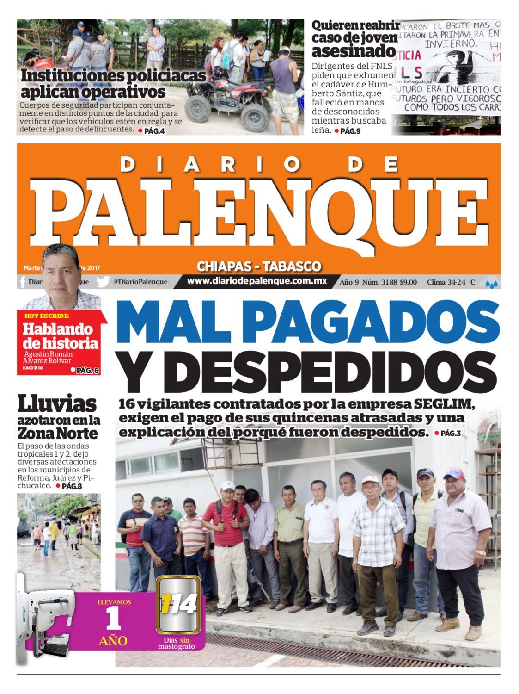Diario 30/05/2017