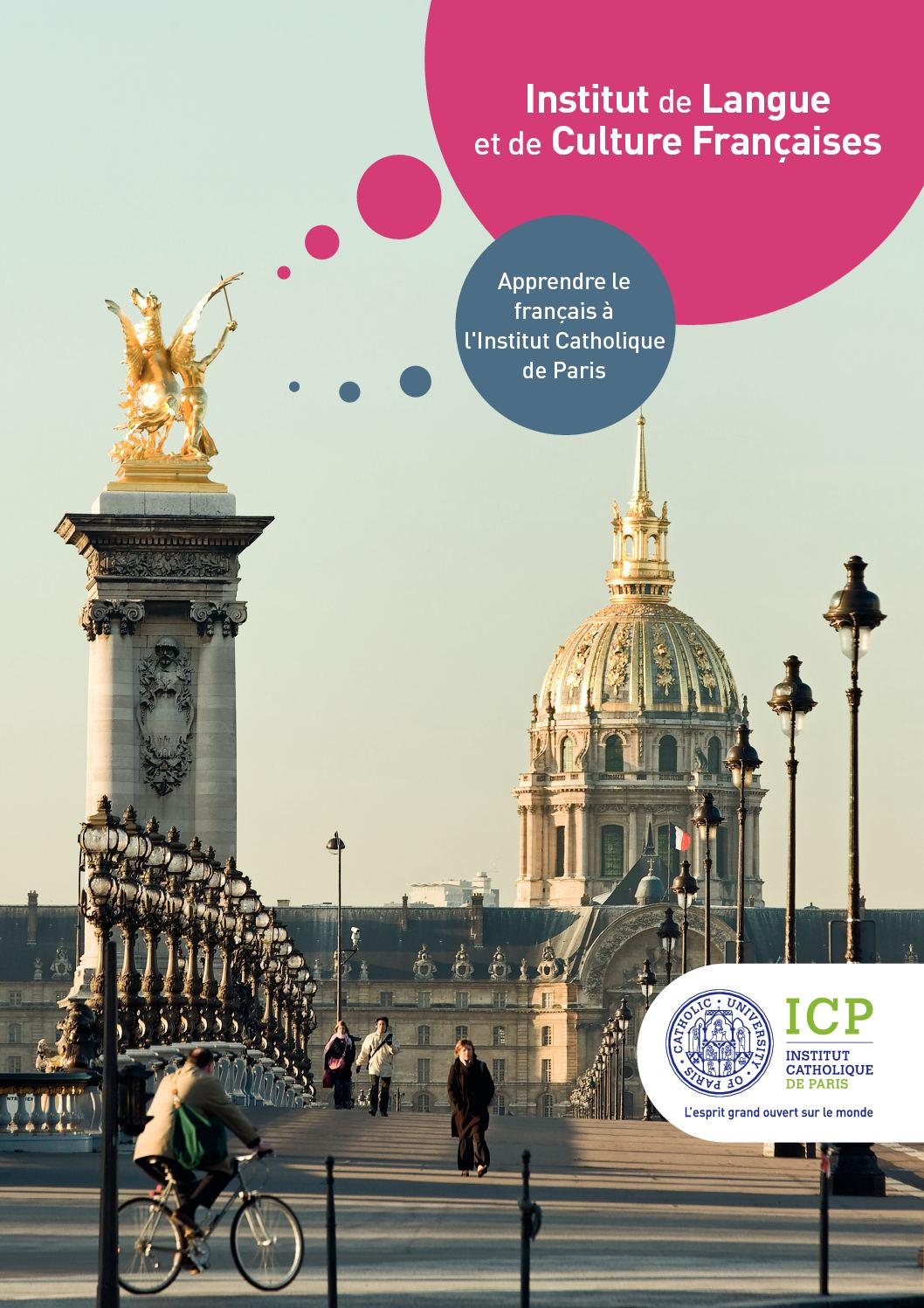 Brochure 2017 2018 Ilcf