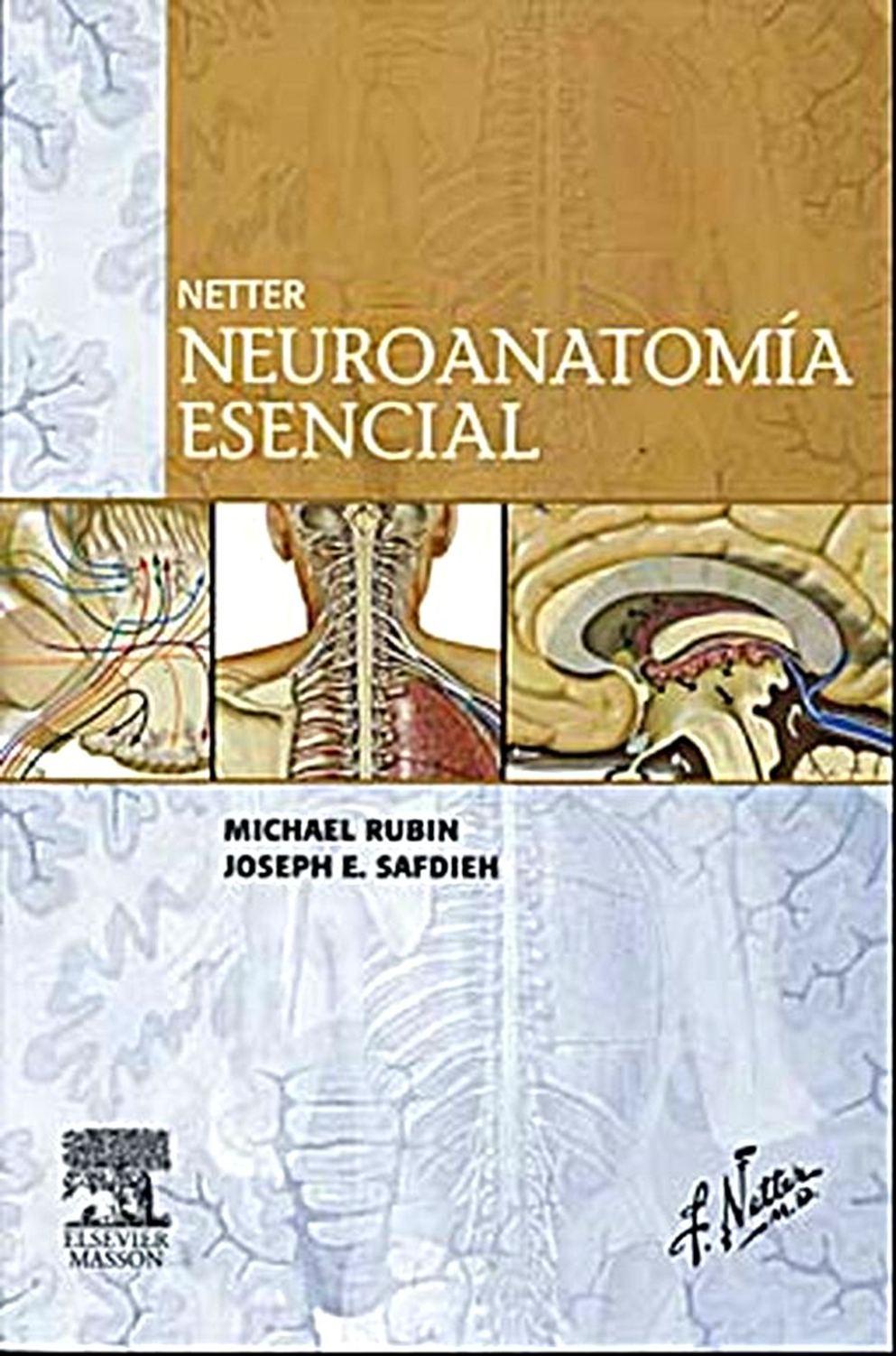Netter Neuroanatomia  Esencial 1°