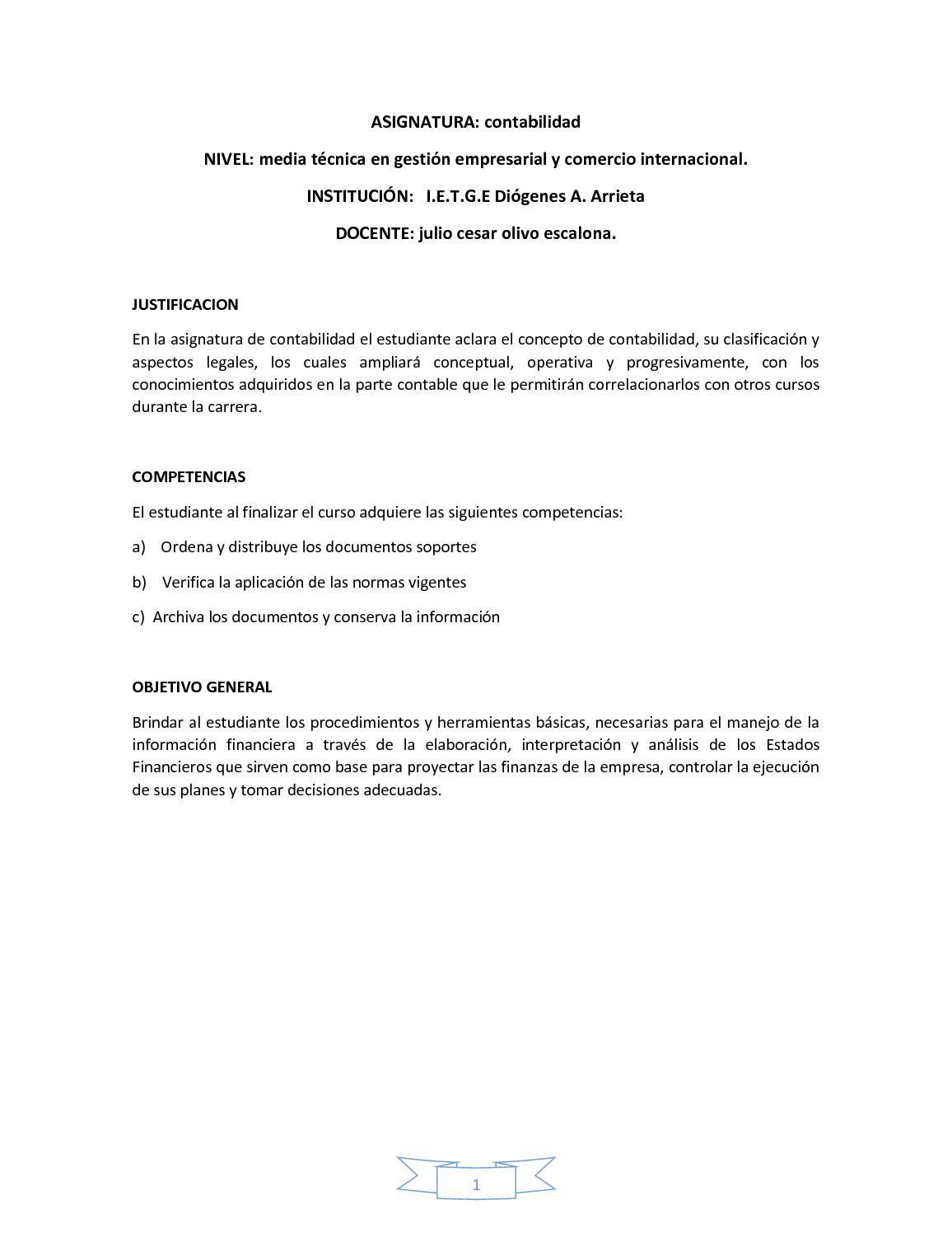 Calaméo - Clase 1 Conceptos De Contabilidad