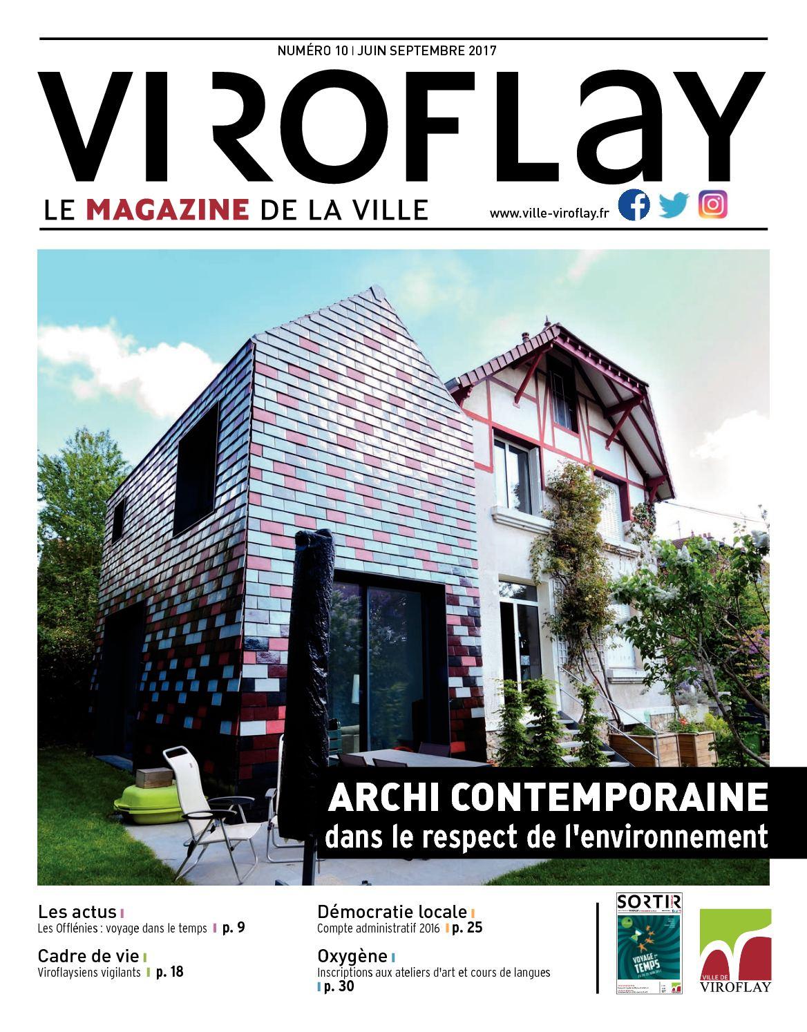 Serrurier Velizy Villacoublay se rapportant à calaméo - viroflay le magazine de la ville n°10 (juin - septembre 2017)