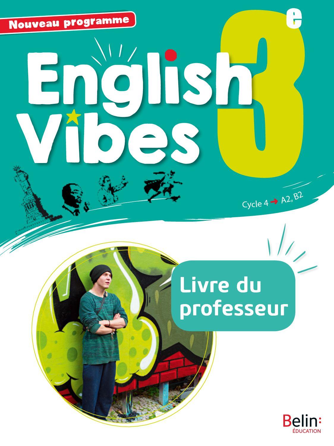 41001034 English Vibes 3e Livre du professeur Extrait