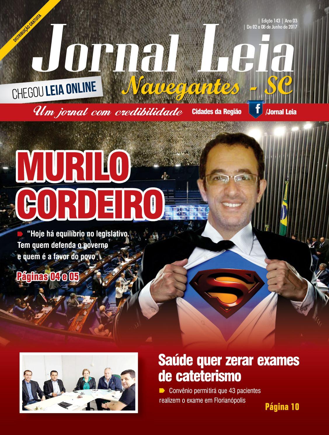 Jornal Leia - Edição Digital #143