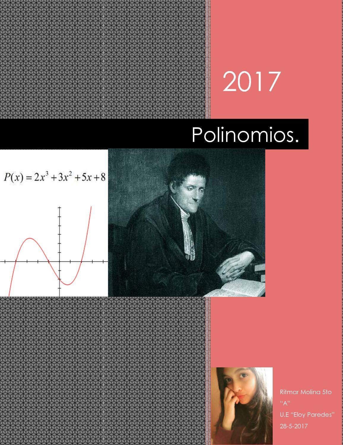 Revista - Ritmar Molina 5to A