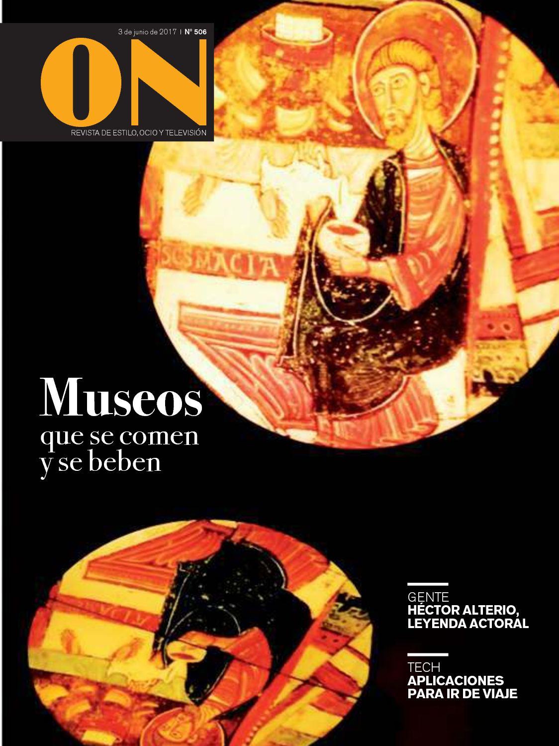 ON Revista de Ocio y Estilo 20170603