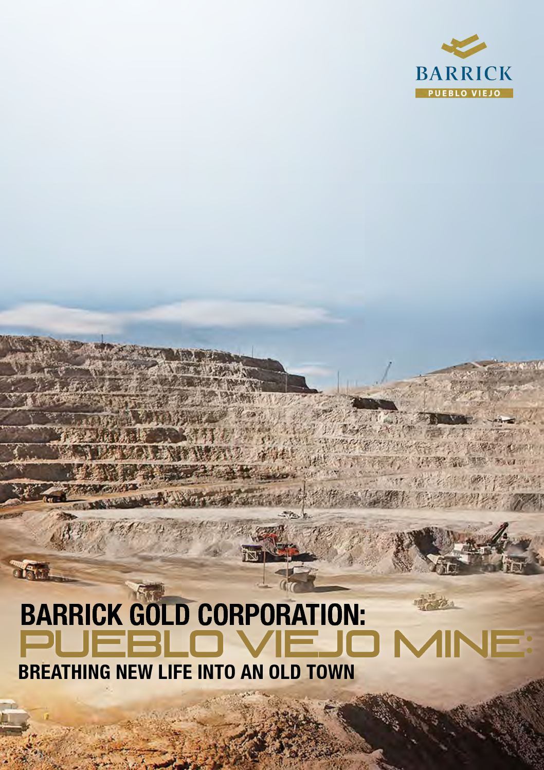 barrick gold corporation Barrick gold corporation (abx) - canadian co engaged in the production of gold/copper in canada, us, peru, chile and 9 other countries.