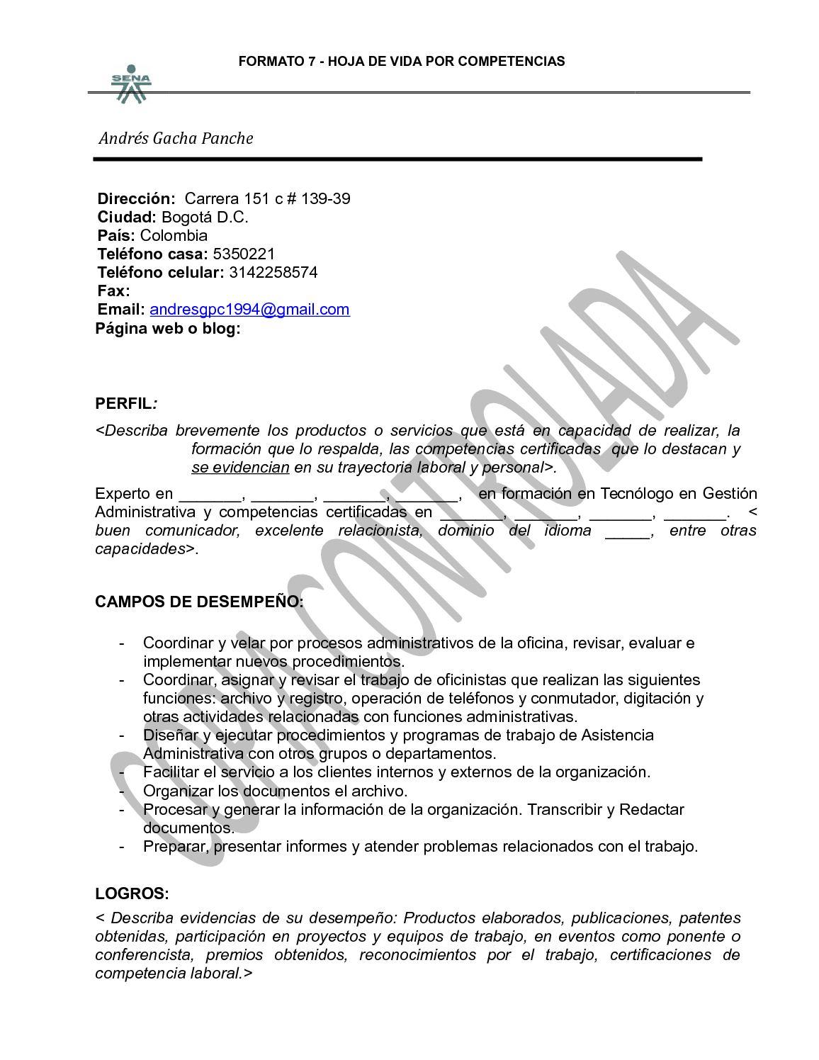 formato de reconocimientos - Vatoz.atozdevelopment.co