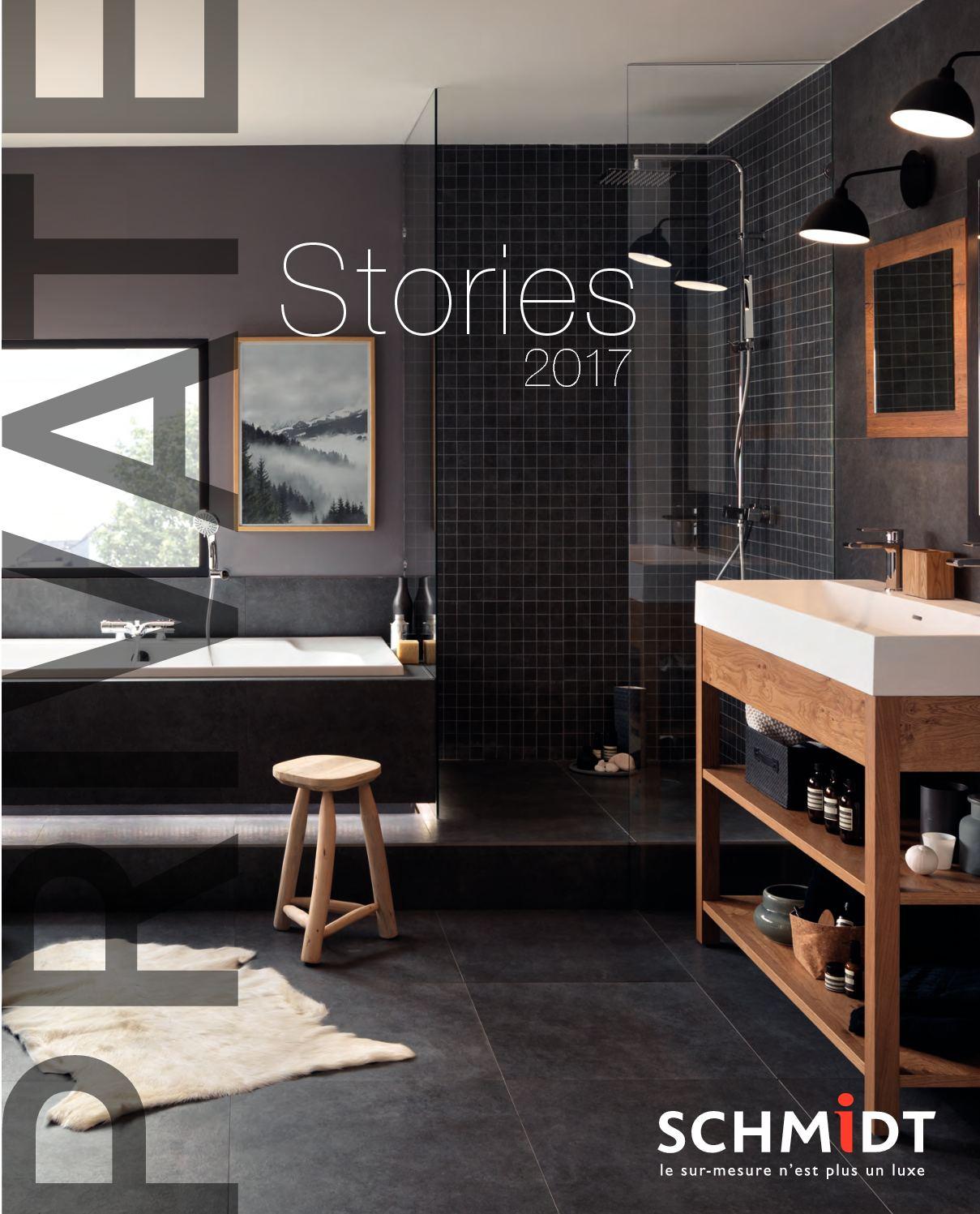 Calam o catalogue salle de bains schmidt 2017 - Salle de bains schmidt ...