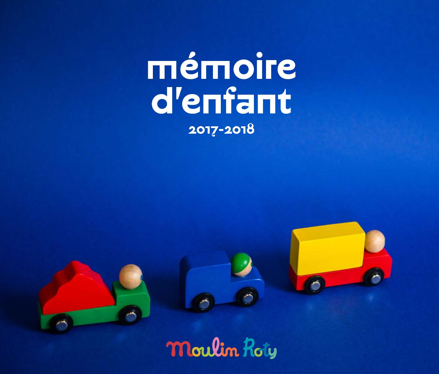 Memoire d'enfant Catalogo Moulin Roty 2017 2018