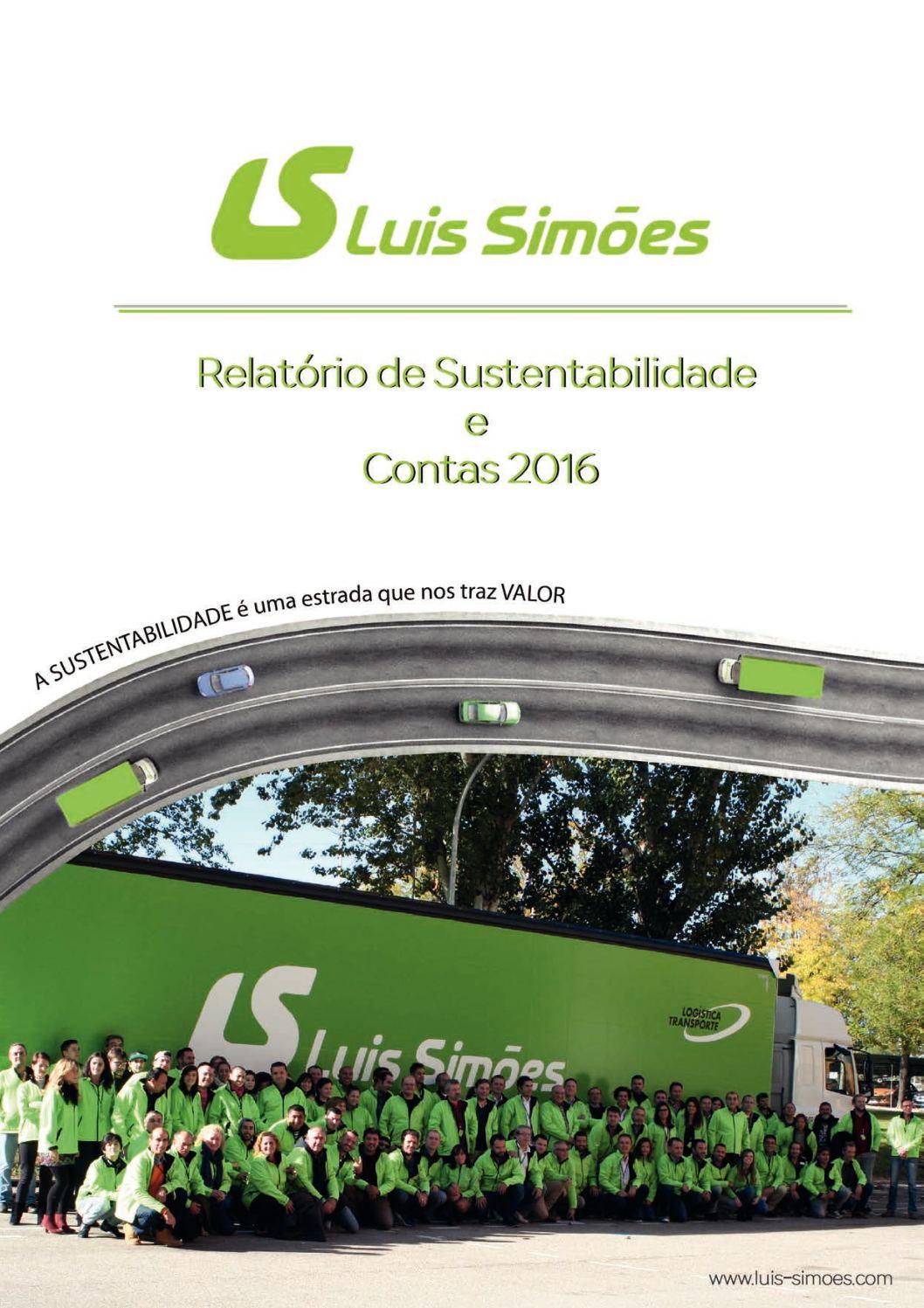 Relatório de Sustentabilidade LS 2016
