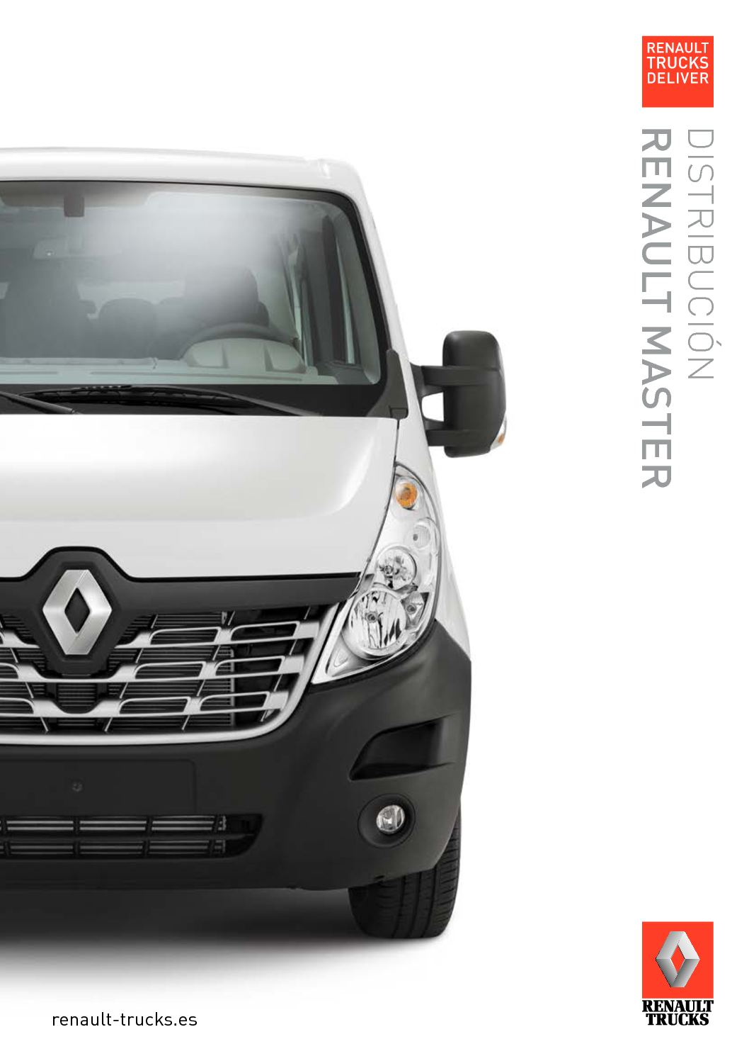 Renault Trucks Distribución Renault Master Furgón 2017 Es