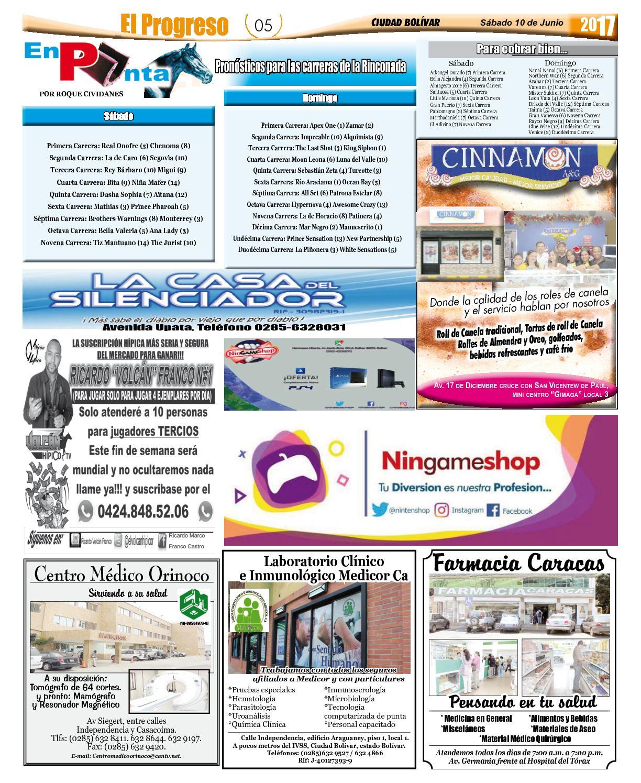 Diarioelprogreso2017 06 10 Calameo Downloader Circuitos Miscelaneos Page 5