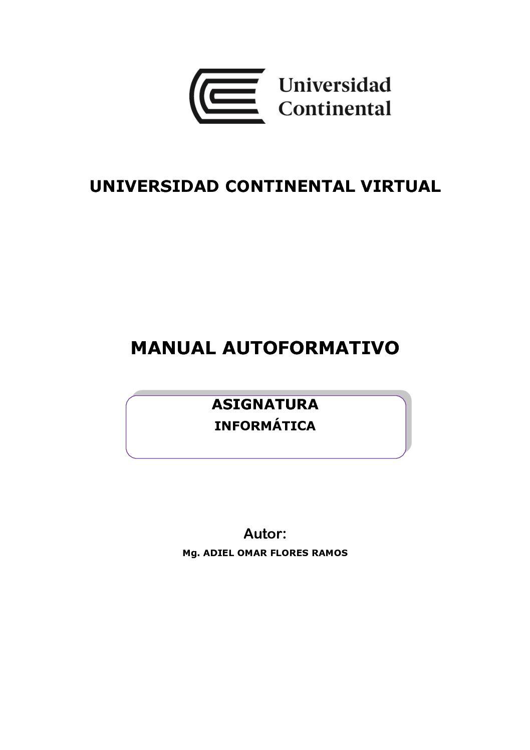 Calaméo - Uc0637 Mai Informatica Ed1 V1 2015 U 1
