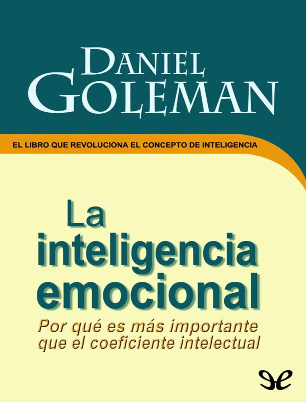 Calaméo - La Inteligencia Emocional - Daniel Goleman (1).