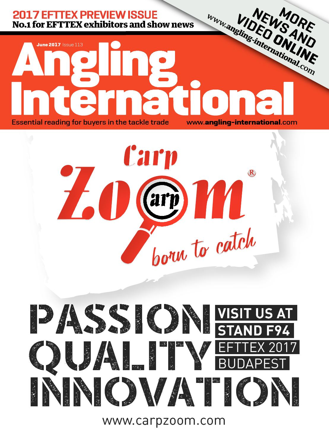 c192c134ef Calaméo - Angling International - June 2017 - issue 113