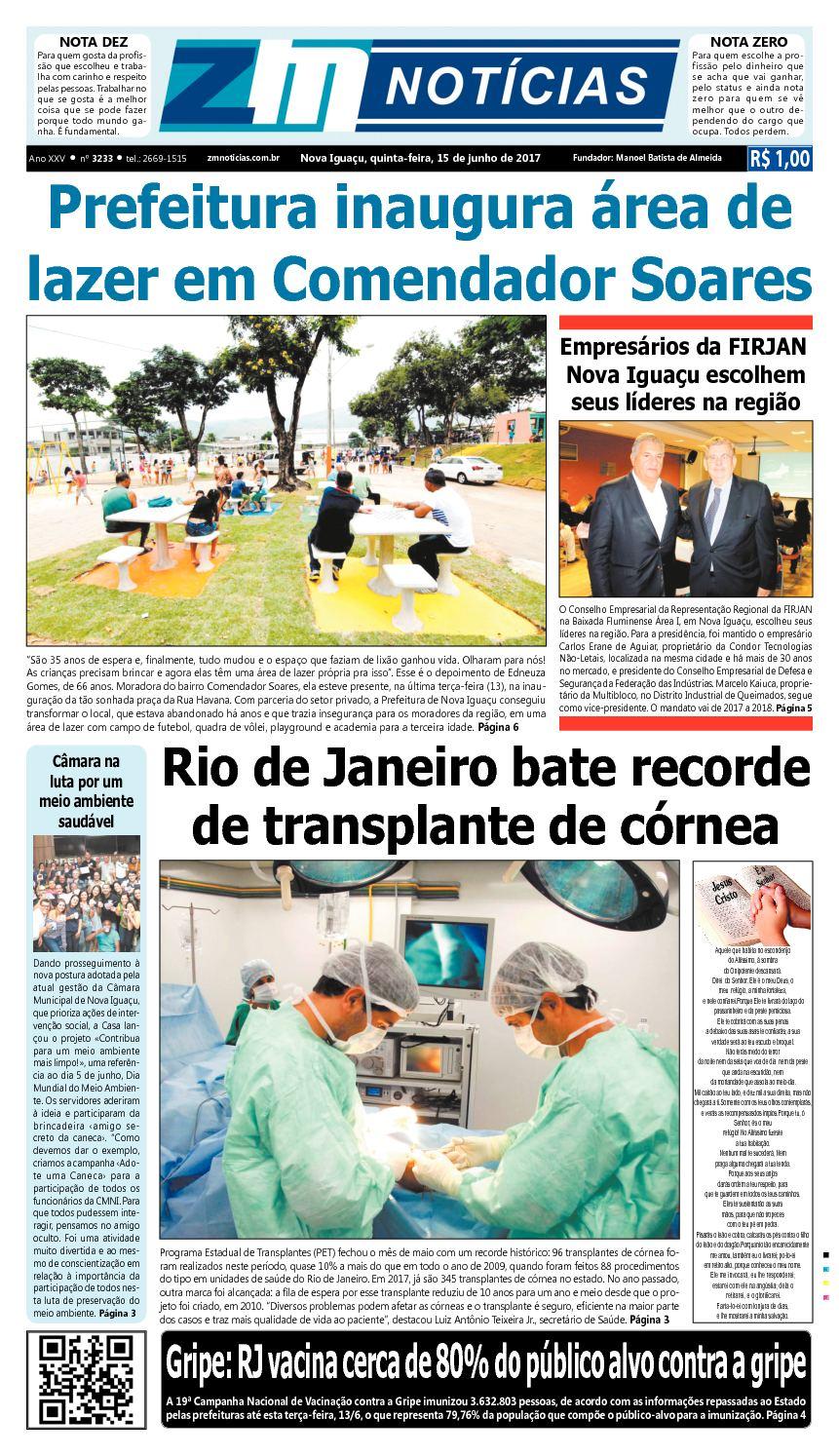 ZM Noticias - Edição 150617