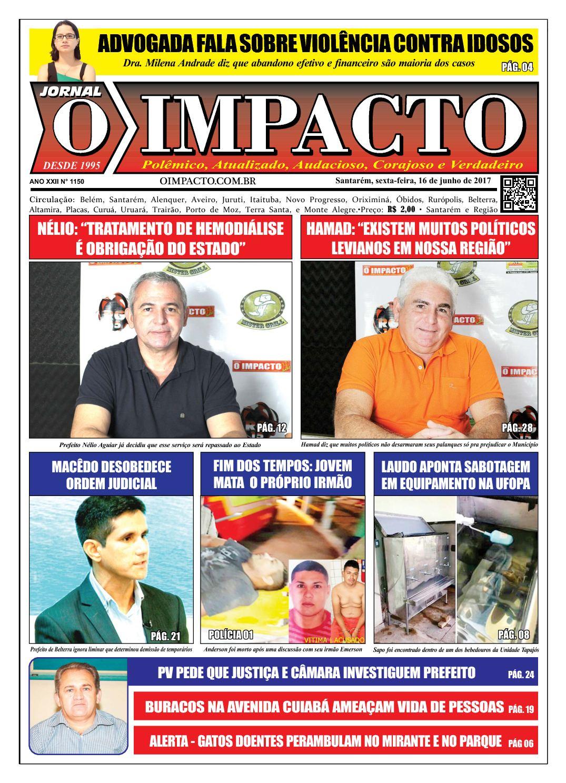 Jornal O Impacto Ed. 1150