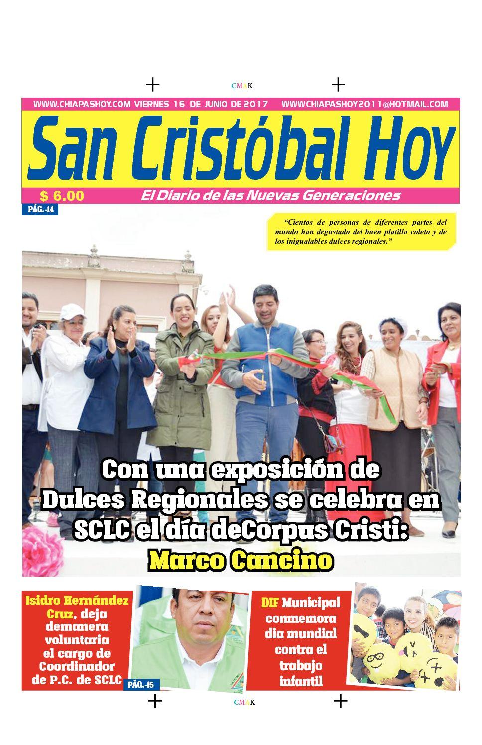 San Cristobal 16 De Junio
