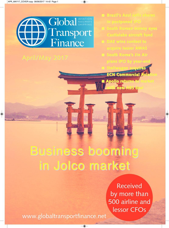Global Transport Finance - April / May 2017