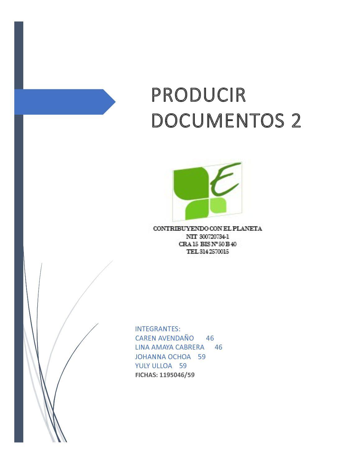 Calaméo - Plantillas de Documentos