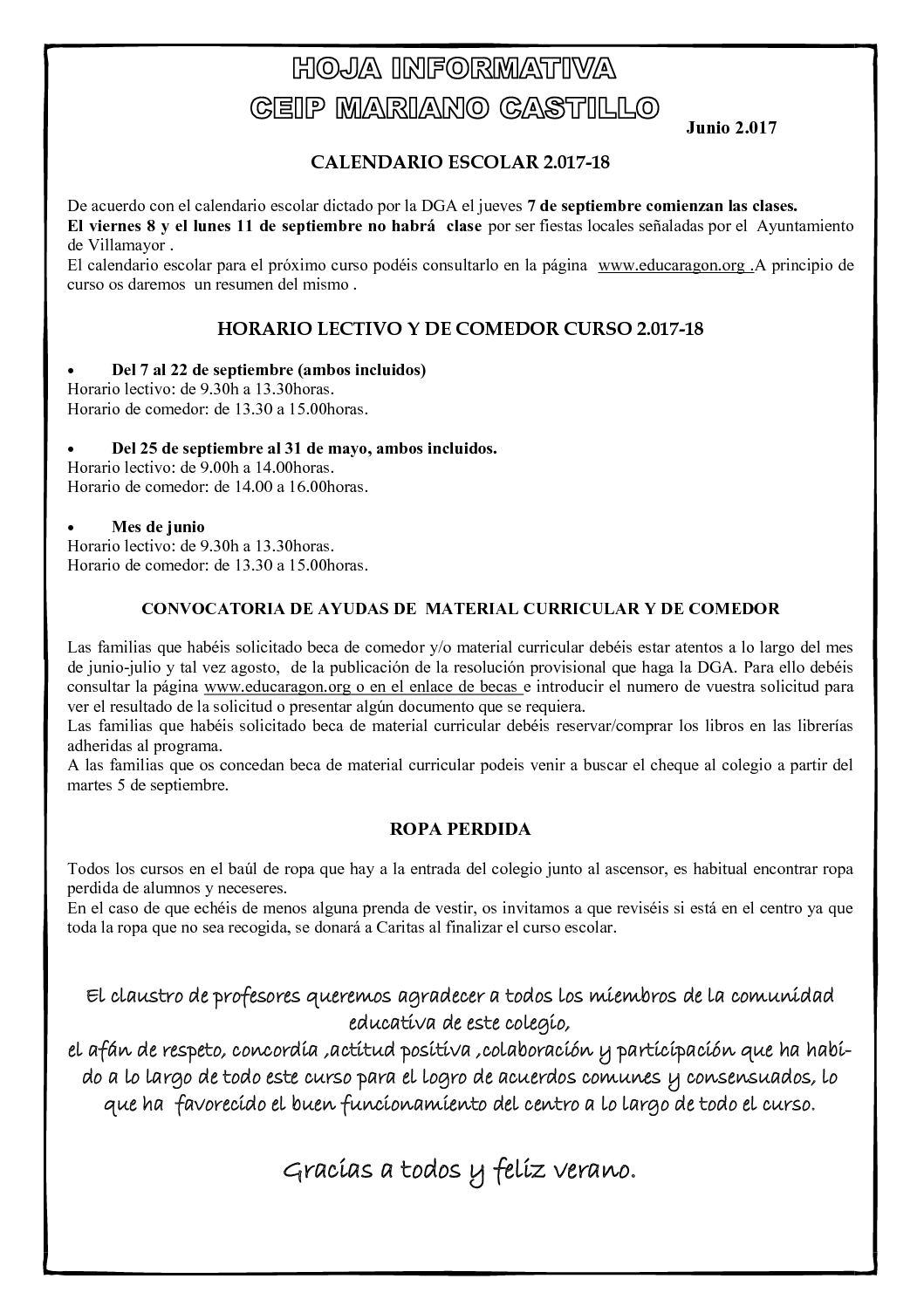 Calaméo - Junio Final