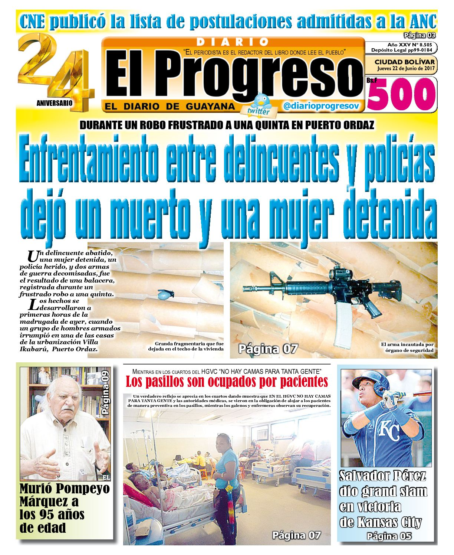 Diarioelprogreso2017 06 22