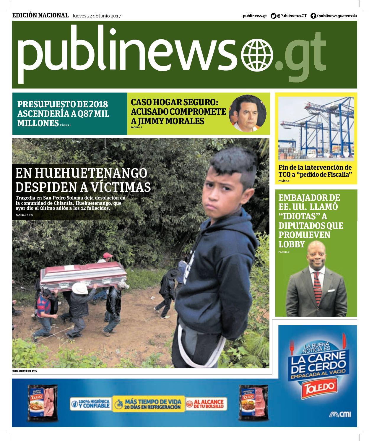 GUATEMALA CITY 22062017